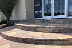 stamped concrete patio las vegas