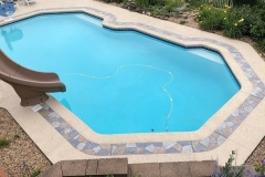 pool deck ideas las vegas