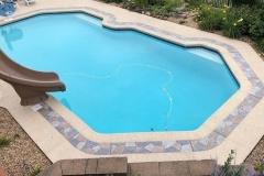 pool deck ideas las vegas