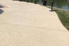 spray texture pool deck las vegas