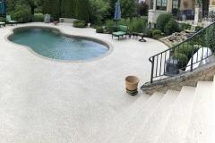 pool deck las vegas
