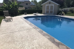 knockdown texture pool deck las vegas