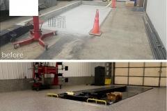 epoxy garage floor las vegas