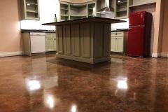 concrete floor stain las vegas