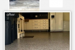 epoxy flooring garage las vegas