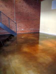 stained concrete las vegas
